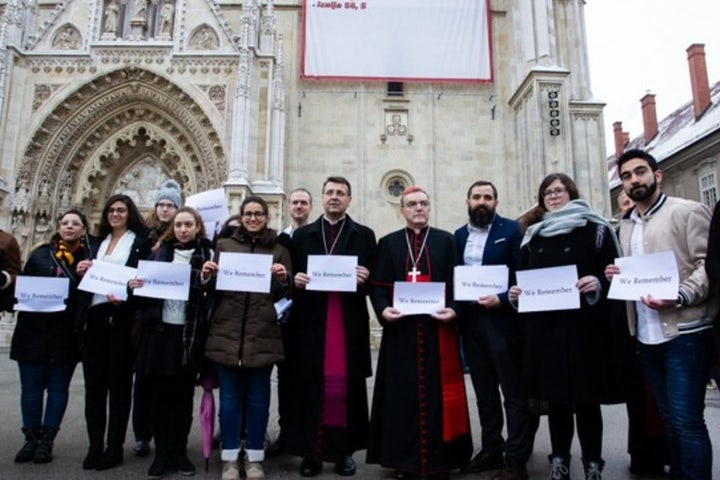 WJC welcomes Catholic Church of Croatia's unprecedented Holocaust commemoration