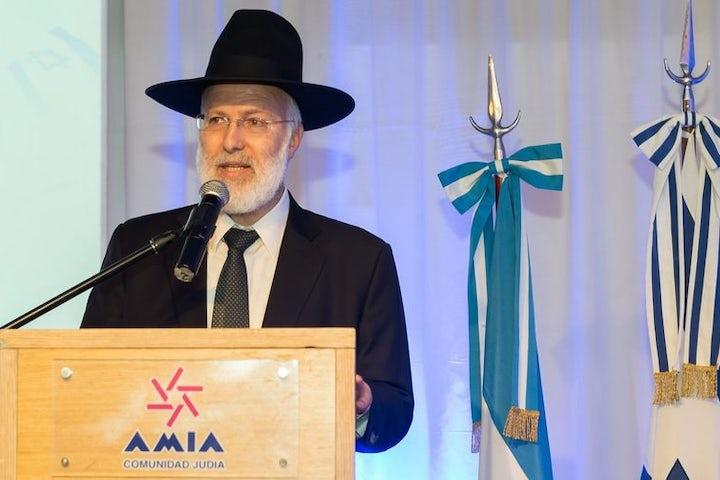 World Jewish Congress incensed by attack on Argentina rabbi