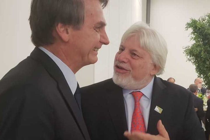 Brazilian President meets WJC's Latin American affiliate, says  'proud to be so close to the community'