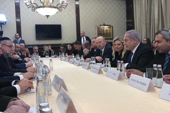 Netanyahu tells Russian Jewish leaders: We must fight antisemitism together