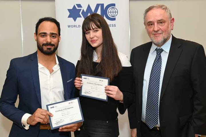 East Coast winners of WJC's 2019 Campus Pitch Competition to use $5,000 grant to bring Israeli and US military vets together