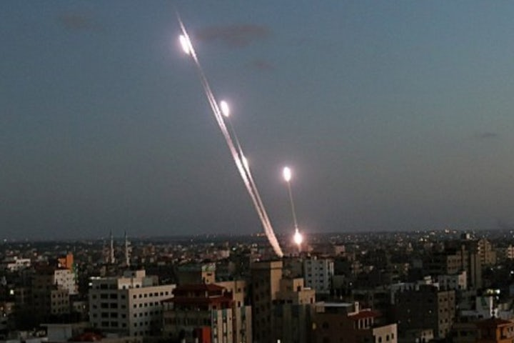 World Jewish Congress stands with Israel under fire from Gaza missiles