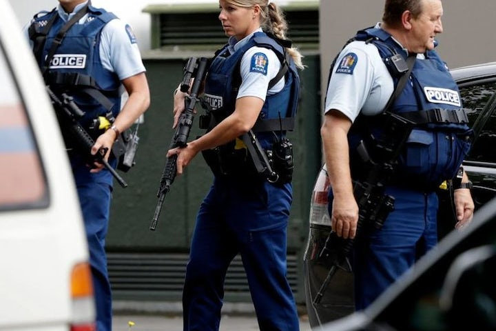 World Jewish Congress President Ronald S. Lauder expresses horror and revulsion at terrorist attacks on two mosques in the city of Christchurch, New Zealand