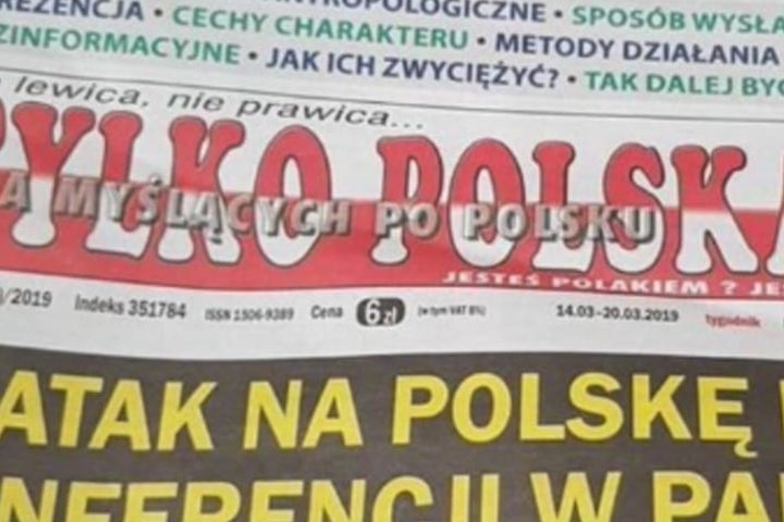 World Jewish Congress praises Polish president for denouncing antisemitic newspaper