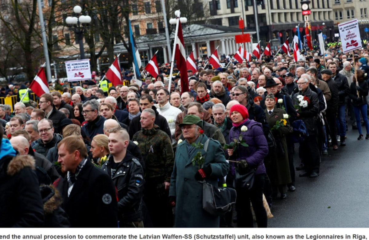 World Jewish Congress calls for decisive government action after neo-Nazis march again in Lithuania and Latvia