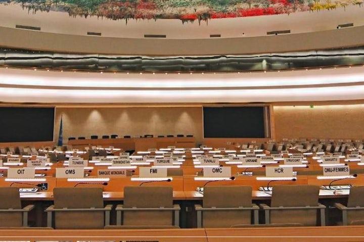 WJC President Ronald S. Lauder praises UK's 'principled' decision to vote against Item 7 at UNHRC