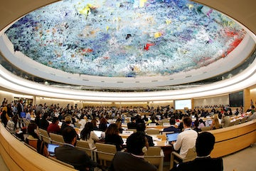 World Jewish Congress applauds Austria and Denmark for joining UK in rejecting anti-Israel resolutions at UNHRC