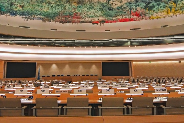 World Jewish Congress blasts UNHRC's approval of five anti-Israel resolutions