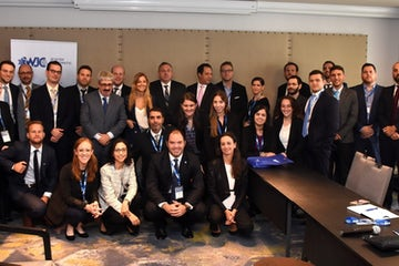 WJC Jewish Diplomatic Corps gathers in Montevideo for induction trainings