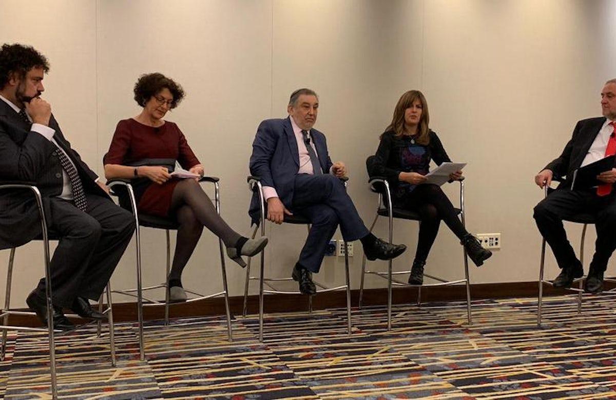 At AIPAC, WJC's Jewish communal leaders address challenges facing Jewish communities around the world