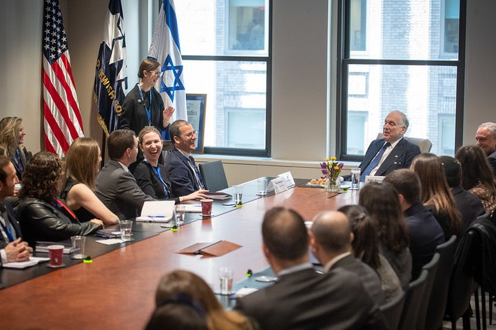 World Jewish Congress welcomes 40 new members of its Jewish Diplomatic Corps in North America