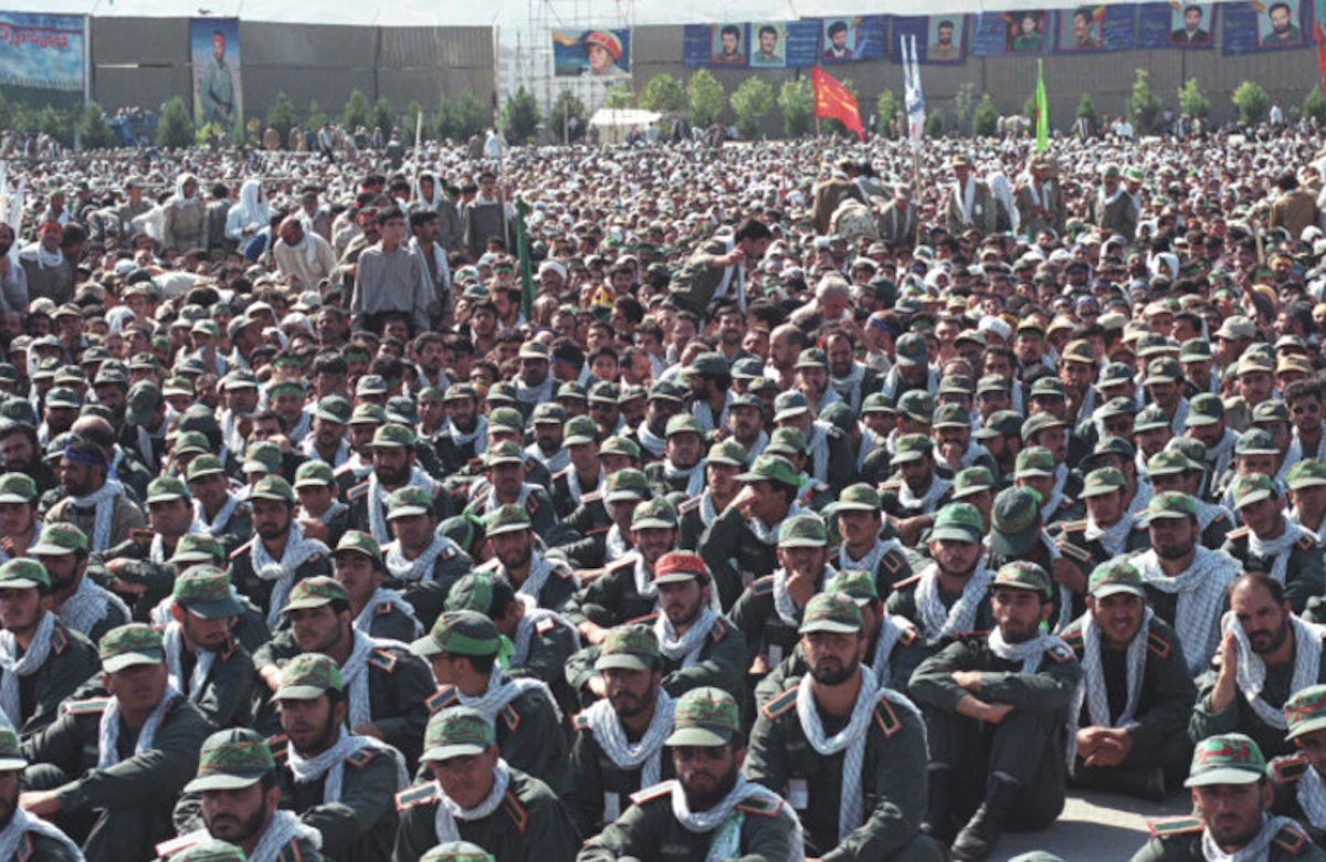 WJC President Lauder commends US move to designate Iran's Revolutionary Guards as terrorist organization