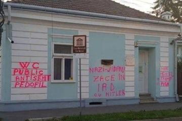 Antisemitism threatens Romania's fragile Jewish community