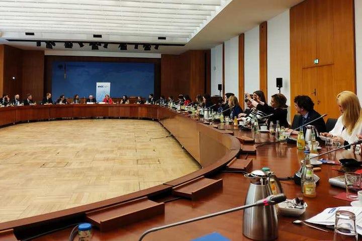 German state secretary tells WJC forum: Item 7 of UNHRC is antisemitic