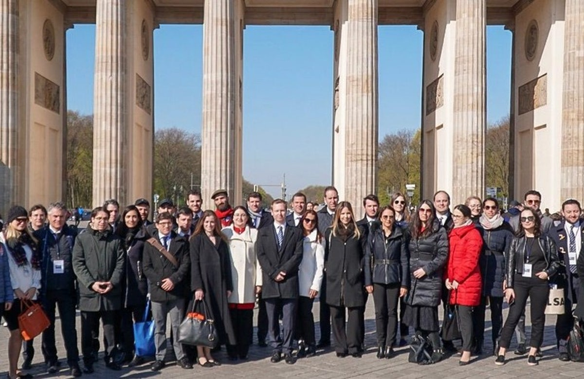 WJC Jewish Diplomatic Corps in Berlin: Advocating for Jewish rights worldwide