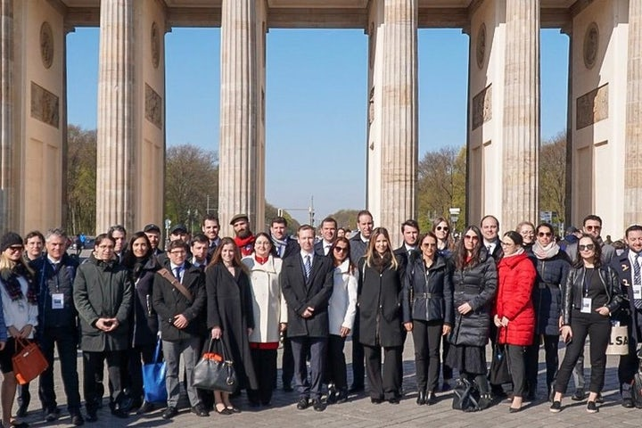 WJC Jewish Diplomatic Corps convene in Berlin to advocate for Jewish rights worldwide
