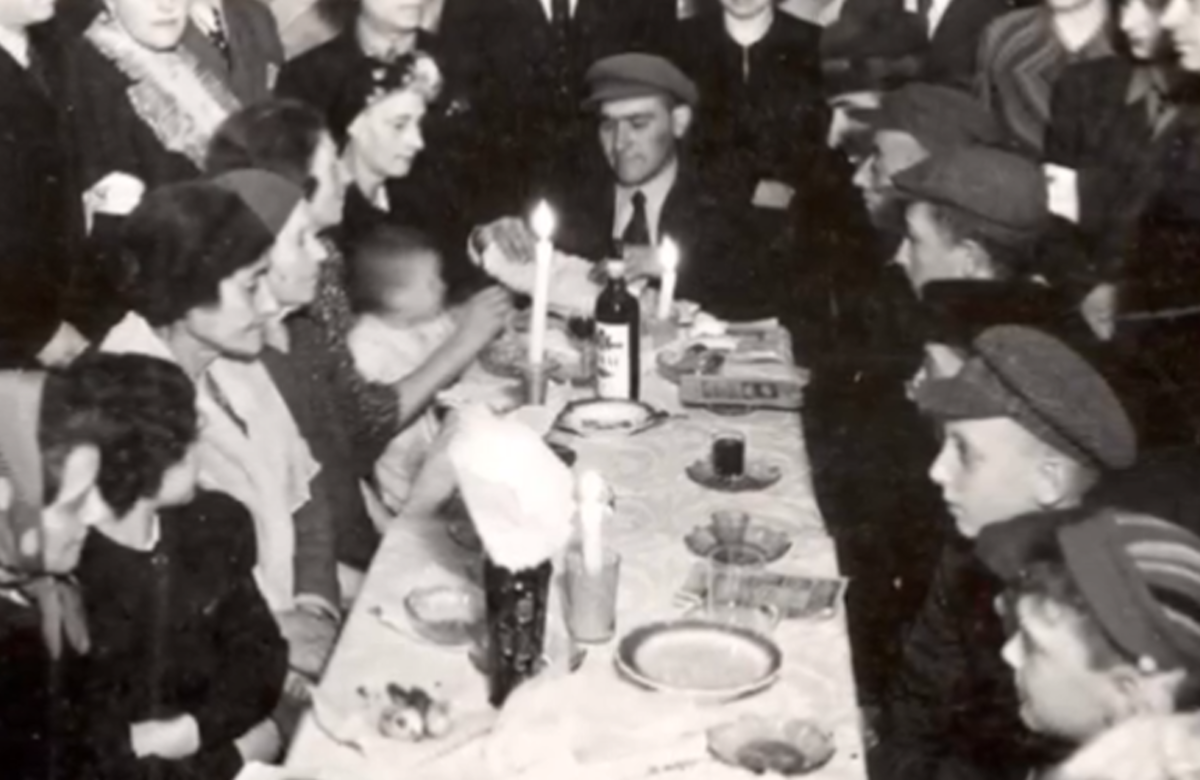 WATCH: The last Seder in the Warsaw Ghetto
