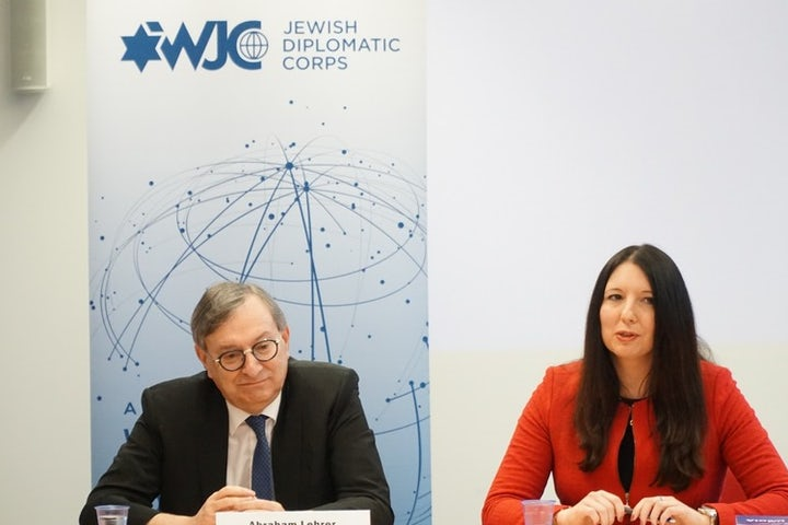 Central Council of Jews in Germany to WJC forum: The past won't determine our future