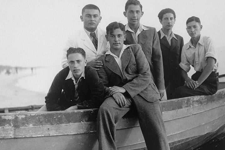 The story of Yiddish tango written during the Holocaust