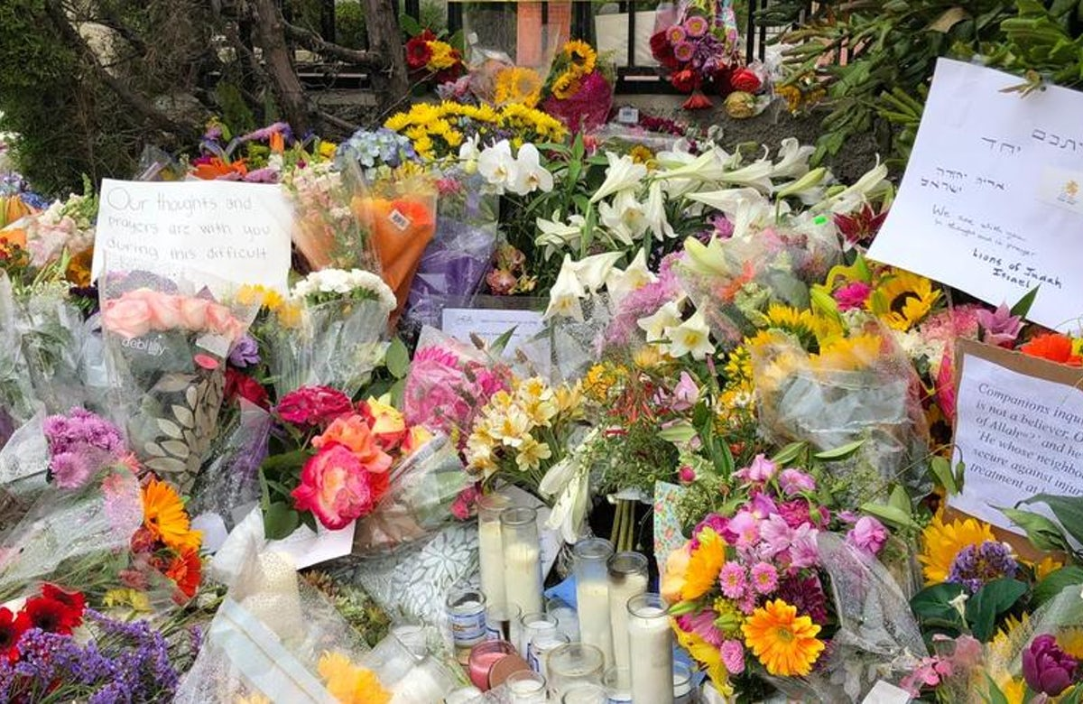 Reflections from Poway: When the unthinkable happens, what can we do?