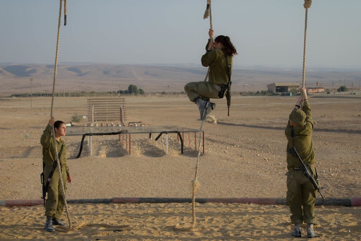WATCH: Women on the front lines of the IDF