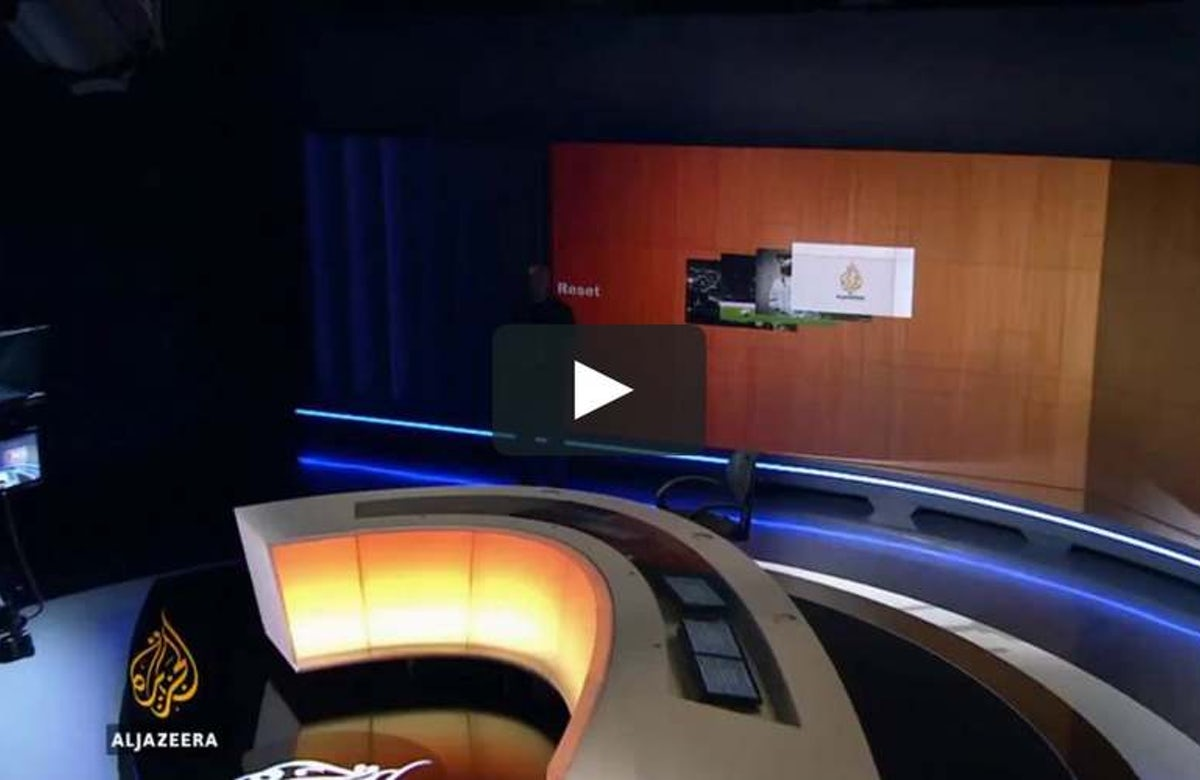 WJC: Al-Jazeera has crossed all lines of decency into the realm of blood libel