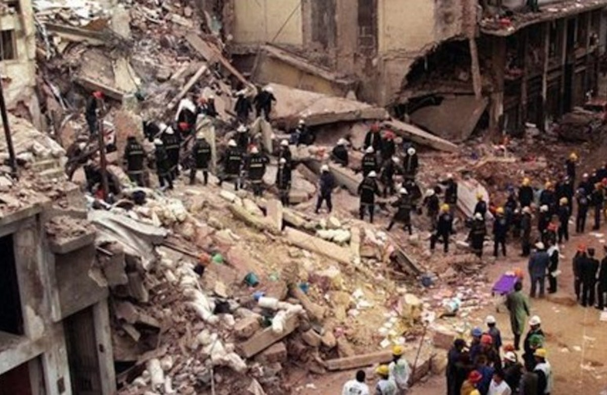 25 years since AMIA bombing: WJC and Argentina to hold commemorations in more than 20 countries, calling for global attention and pursuit of justice