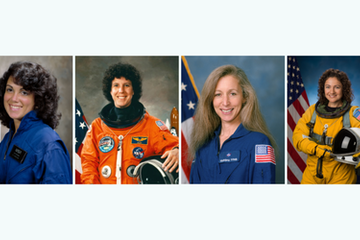 WATCH: The Jewish women who went to space