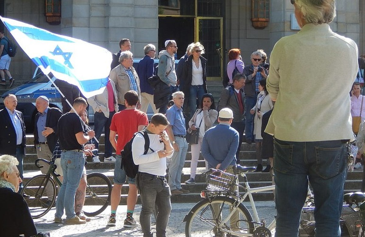 Is there a future for Jews in Germany?   By WJC Jewish Diplomat Aaron Serota