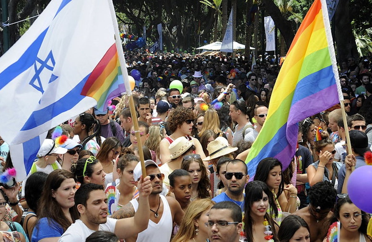 WATCH: Welcome to Tel Aviv Pride