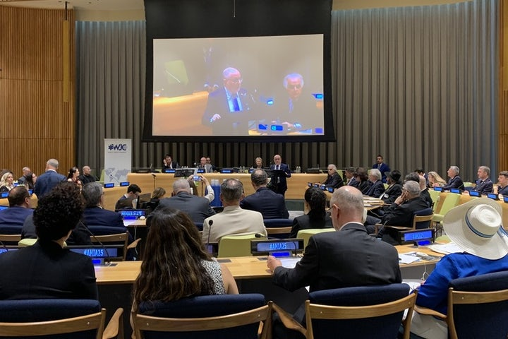 25 years since AMIA bombing marked in special ceremony at the United Nations