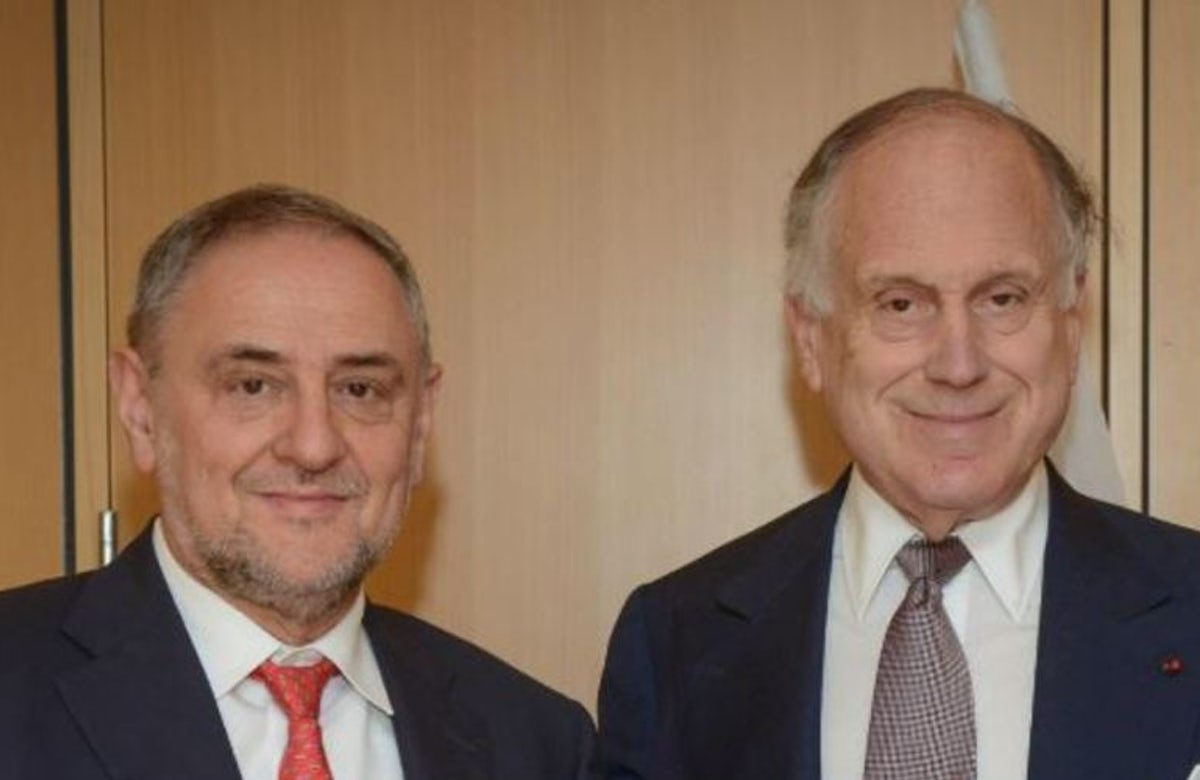 Robert Singer to step down as World Jewish Congress CEO and Executive Vice President