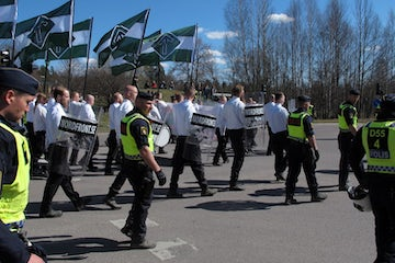 WJC renews its calls on Sweden to ban neo-Nazi Nordic Resistance Movement