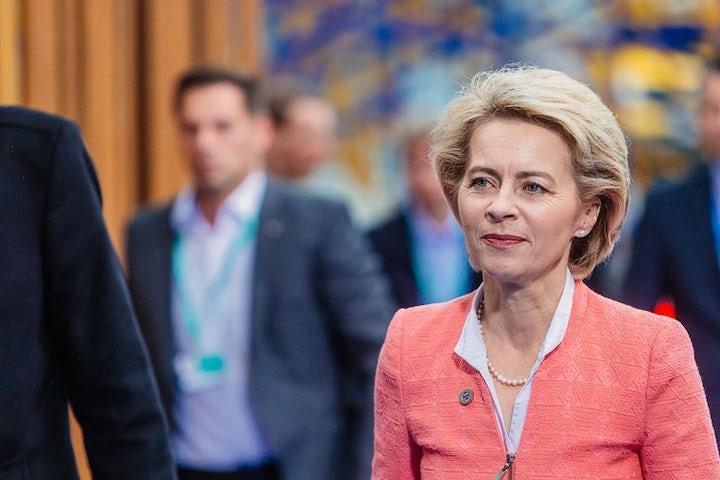 Ursula von der Leyen nominated as EU Commission President