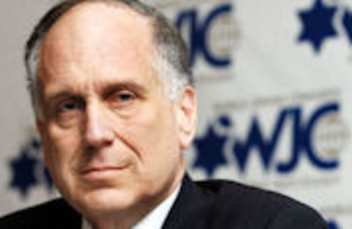 WJC condemns UN Human Rights Council probe on flotilla raid