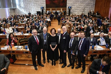 "UNESCO Director-General Audrey Azoulay: ""We must fight against moral regression"""